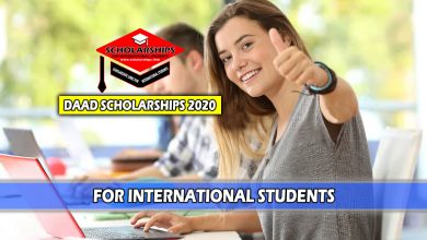 Fully Funded DAAD Scholarships 2020 for International Students