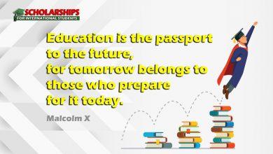 Education is the passport to the future, for tomorrow belongs to those who prepare for it today