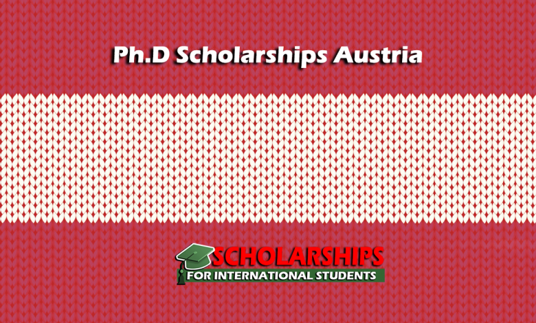 Scholarships in Austria - Institute Of Science and ...