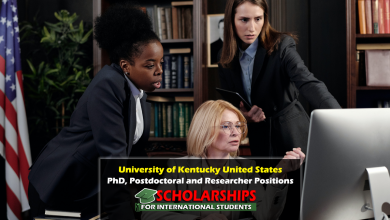 Postdoctoral and Faculty Positions at the University of Kentucky United States