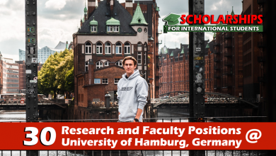 0 Research and Faculty Positions at University of Hamburg Germany for International Students to work and study abroad